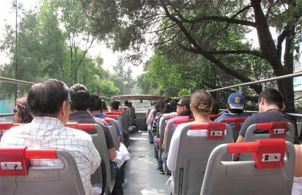 Turibus a Città del Messico