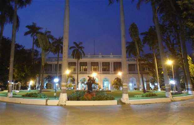 Palacio de Pondichery