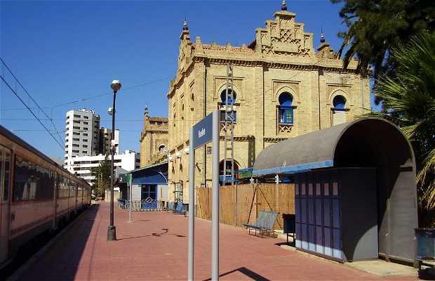 La stazione ferroviaria di Siviglia, Huelva