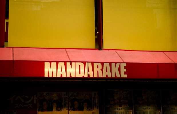 Mandarake Osaka
