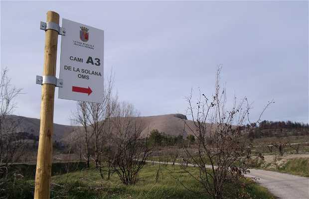 Camino de la Solana