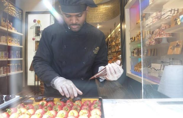 Chocolaterie Godiva