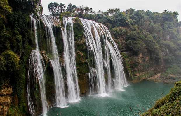 Cataratas de Huangguoshu