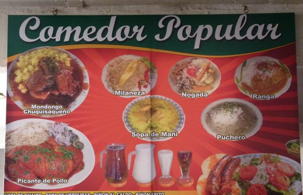 Comedor Popular