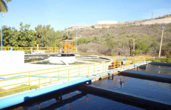 Potabilizadora de agua en Ahome Japama
