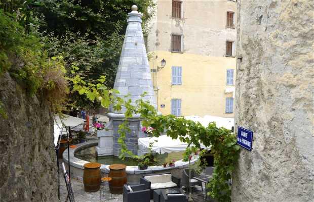 Ruelle de la Fontaine