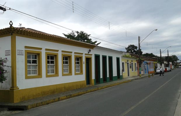 Centro Histórico de Cananéia