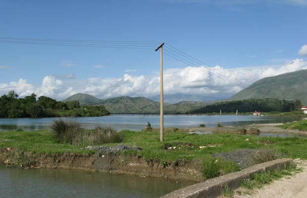 La laguna di Butrinto