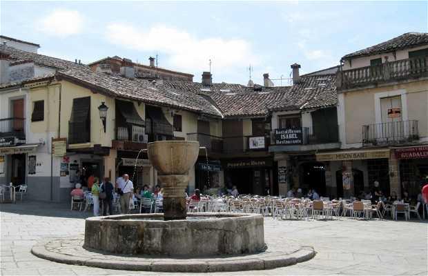 Plaza de Santa María de Guadalupe