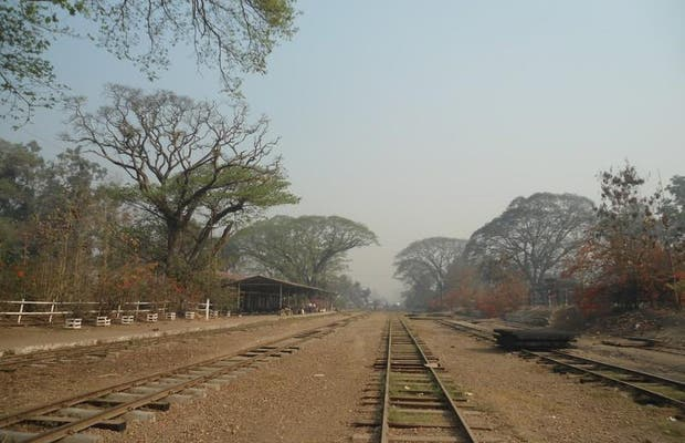 Gare de Hsipaw