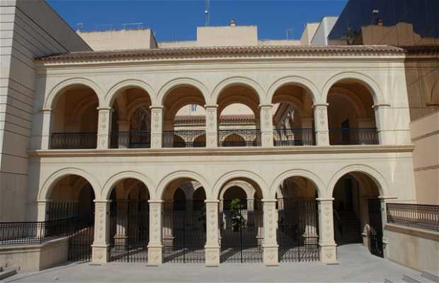 Antiguo Convento De La Merced - Centro De Visitantes
