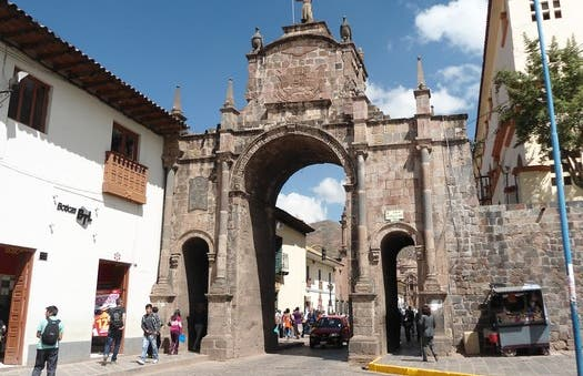 Arco Santa Clara