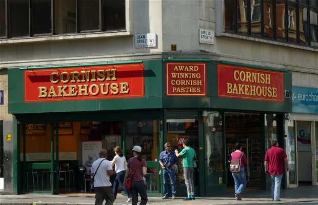 The Cornish Bakehouse