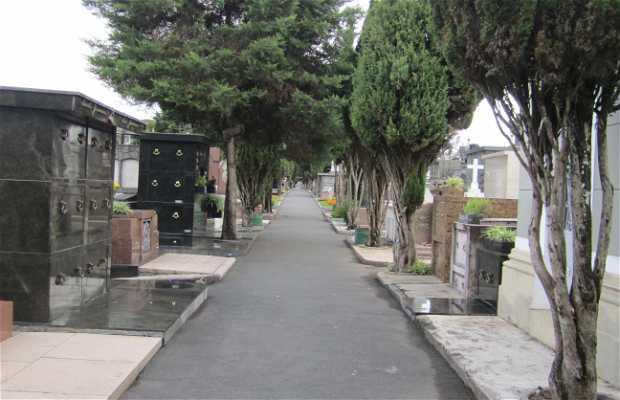 Cementério São Francisco de Paula