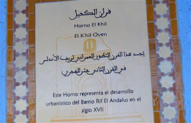 Horno El Khil