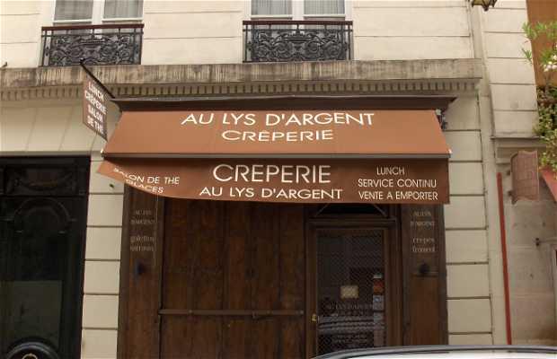 Au Lys D'Argent