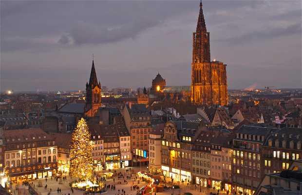 Catedral de Notre-Dame de Estrasburgo