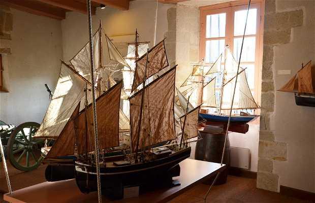 Musée de la Vilaine maritime de La Roche Bernard