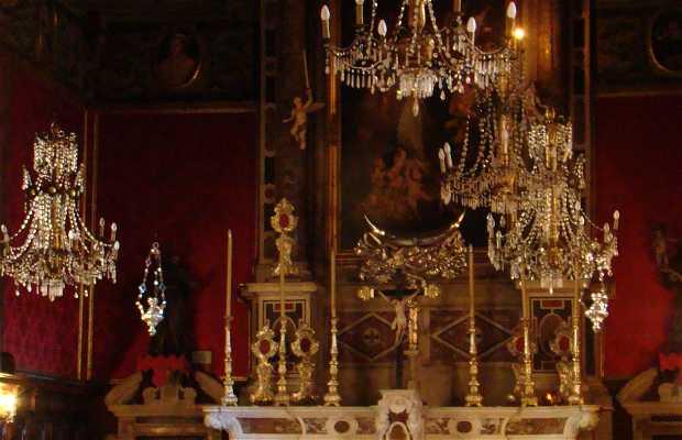 Chapelles des confréries Corses