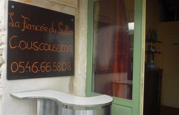 Restaurante La fiancée du sultan