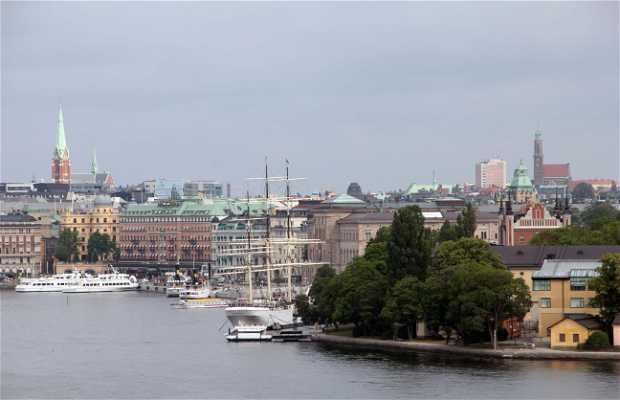 Viewpoint of Stockholm - Fotografiska