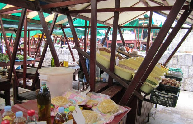 Mercado de Zadar