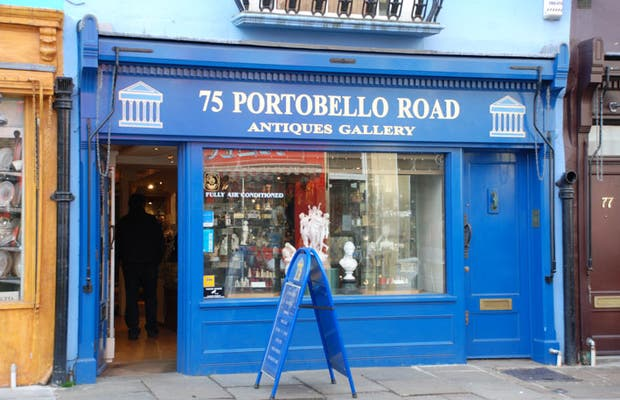Mercado de Portobello Road