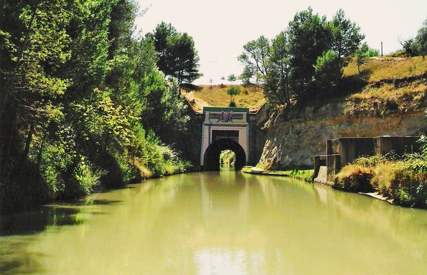 El Túnel de Malpas