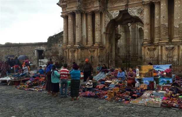 Mercado de Artesanías El Carmen
