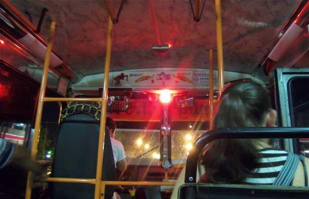Autobus en Asunción