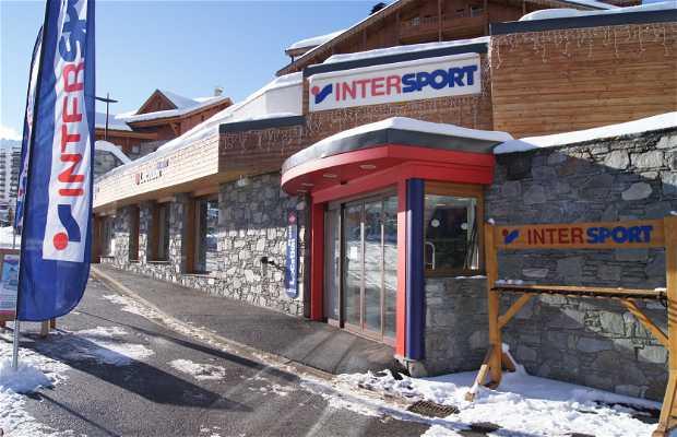 Intersport Tignes Le Lac