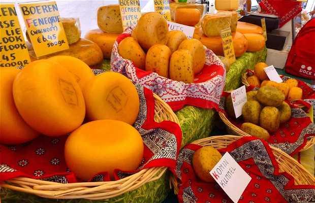 Feira de Queijo - Kaasmarkt