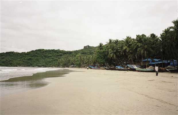 Praia de Palolem