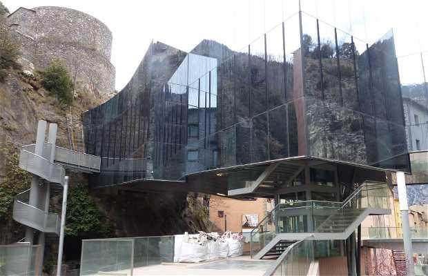 Centre d'Interpretació de l'Aigua i de la Vall del Madriu