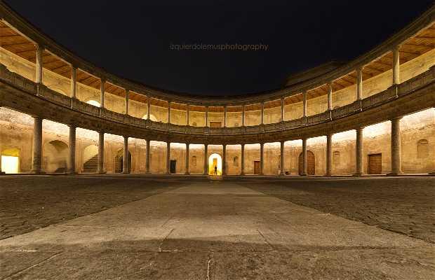 Palais de Charles Quint - Alhambra