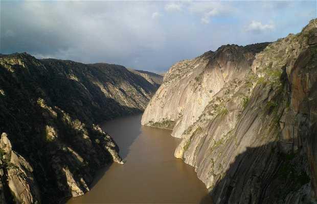 Parque natural de los Arribes del Duero