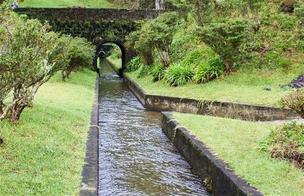 Túnel da Lagoa das Sete Cidades