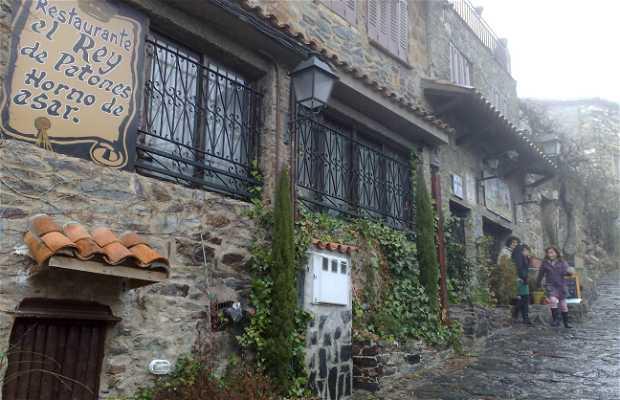 Restaurant Le Roi des Patones