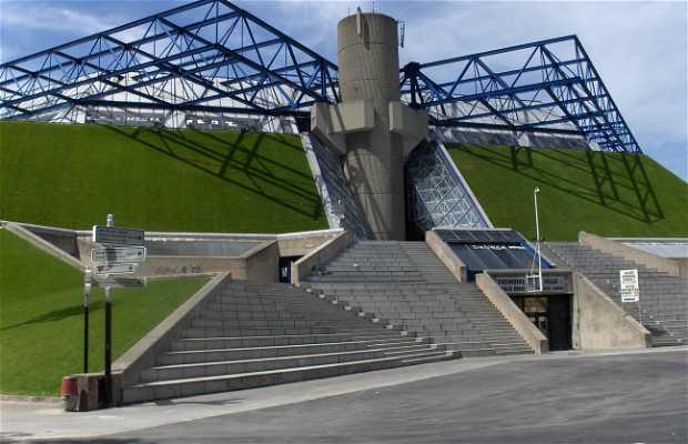 Palacio Omnisport Paris Bercy