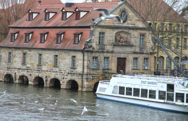 Untere Brücke, el puente de Bamberg