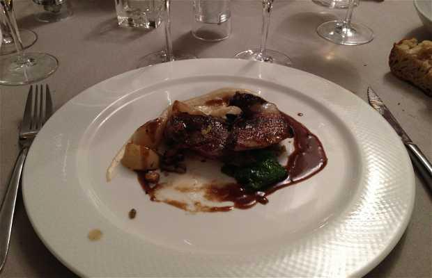 Restaurante La Réserve Rimbaud
