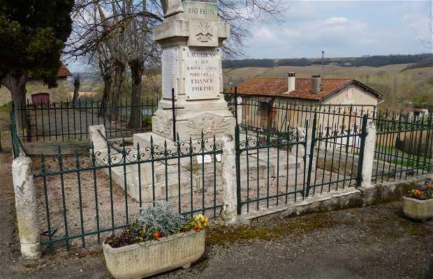 Monumento Memorial de Guerra Lavardens