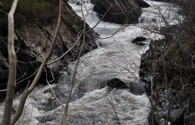 Falls of Leny