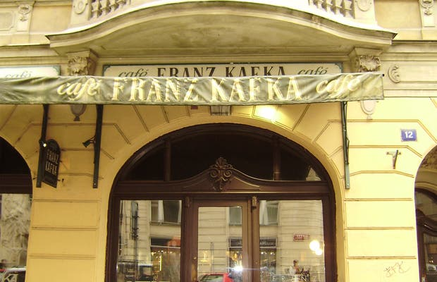 Cafe Franz Kafka