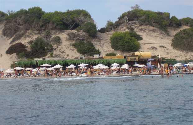 Sa Trinxa Beach Bar
