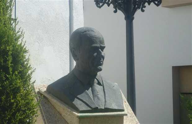 Busto de El Perro de Paterna