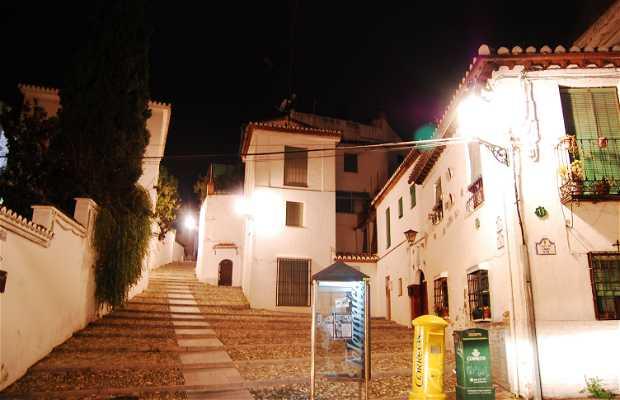 Barrio de Sacromonte