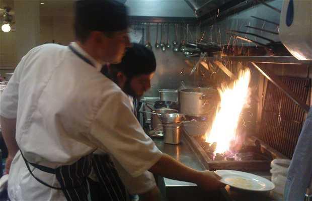 Restaurante 'Bermondsey Kitchen'