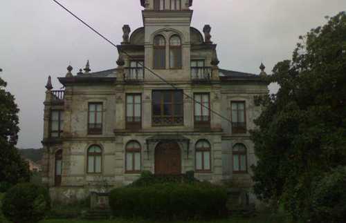 Palacio de Partaríu (El Orfanato)