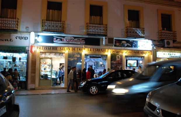 Pastelería La Española